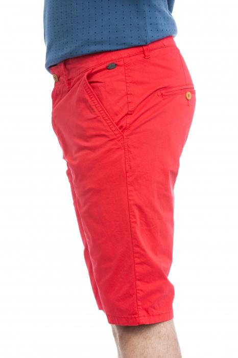 Pantaloni Scurti Rosii